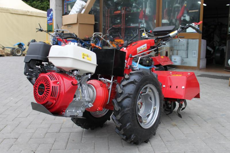 motocoltivatore mira motore benzina honda gx390 fresa 80