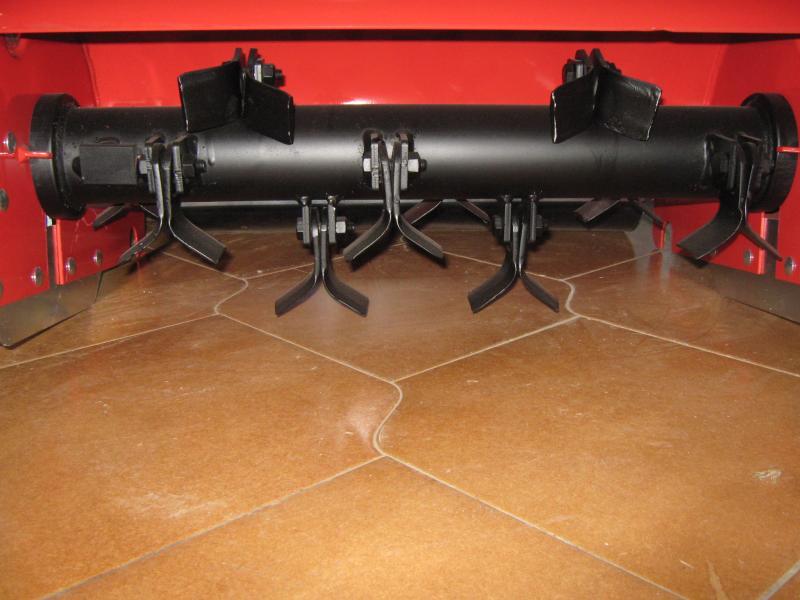 Trincia a coltelli da 60 cm per motocoltivatore for Trincia usata per motocoltivatore bcs