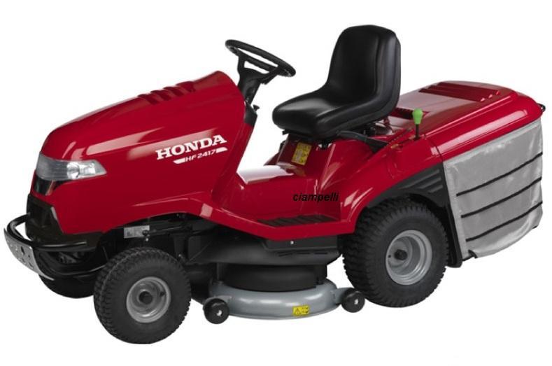 HONDA HF 2417 HT E Hydrostatic Lawn Tractor