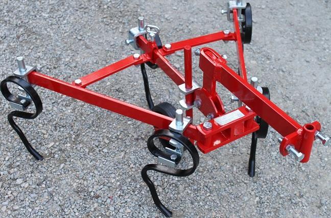 Erpice estensibile estirpatore per motocoltivatore aratro for Aratro per motocoltivatore goldoni