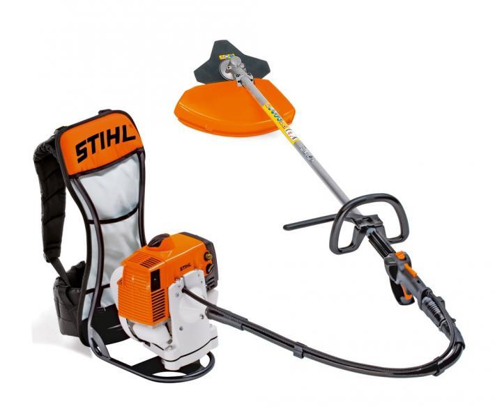 Decespugliatore a zaino STIHL FR 480 C-F