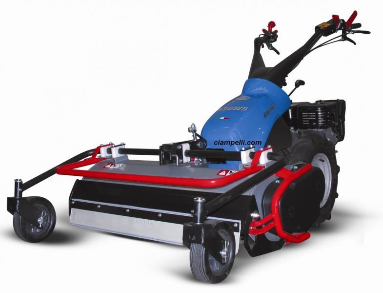 Trinciatrice bcs 630ws motore yanmar ln100 bcs 630ws for Bcs con trincia