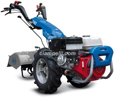 BCS 740 Two Wheel Tractor HONDA GX390 12 hp 80 cm Recoil Start