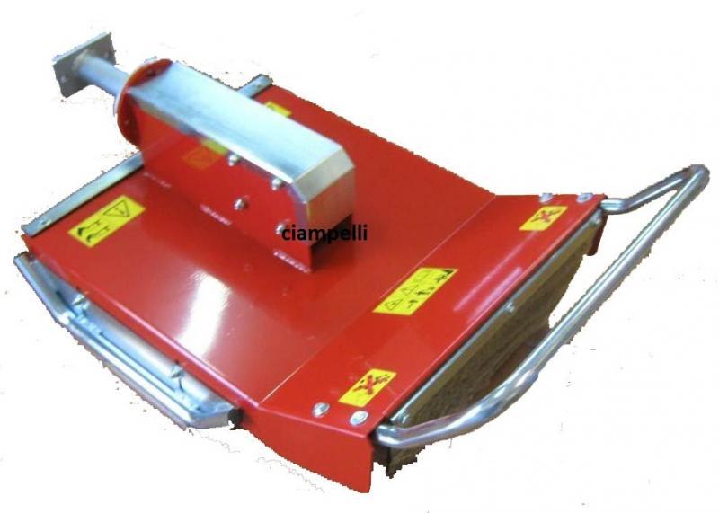 Trincia rasaerba con lama da 55 cm per motocoltivatore bcs for Trincia x motocoltivatore