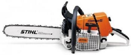Stihl chainsaw MS 460-R