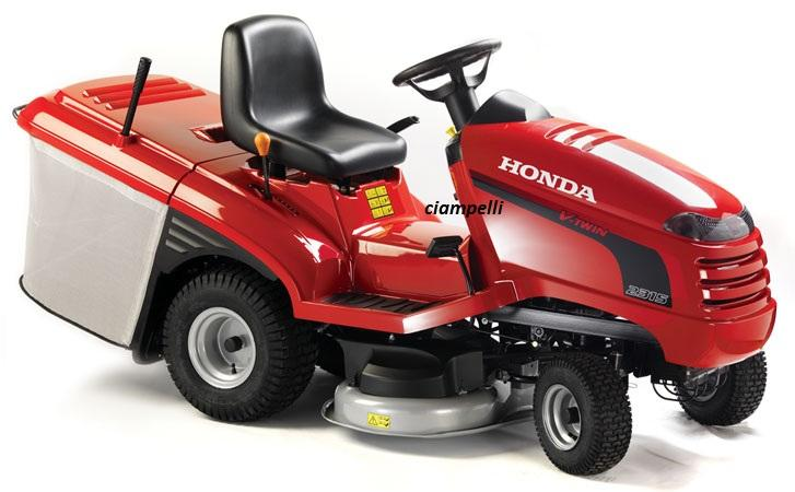 honda hf 2315 sb e lawn tractor tractors ride on mowers. Black Bedroom Furniture Sets. Home Design Ideas