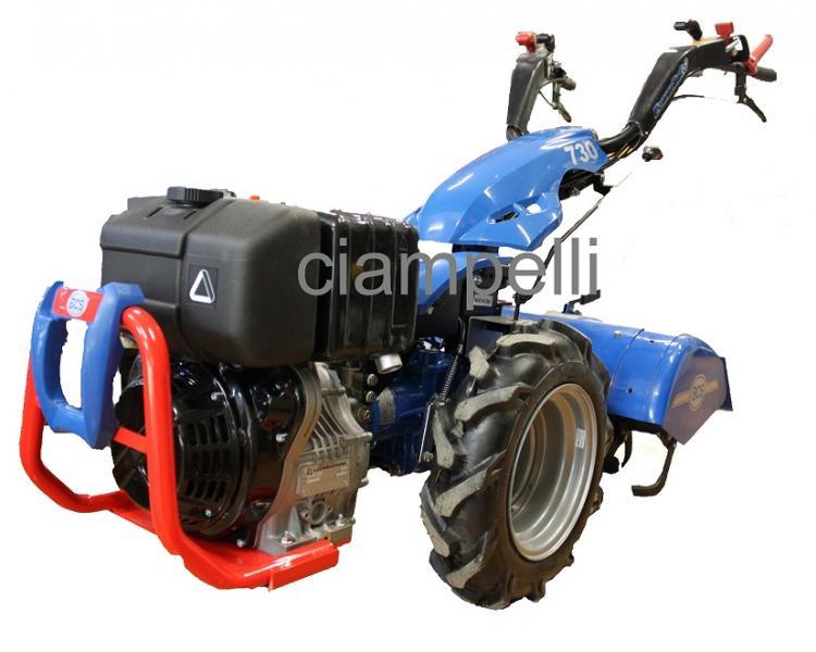 Motoculteur BCS 730 Diesel 15LD350 Fraise 66 cm
