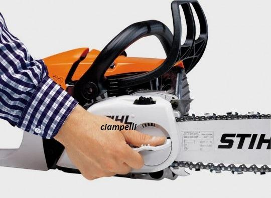 stihl petrol chain saw ms 211 c be. Black Bedroom Furniture Sets. Home Design Ideas