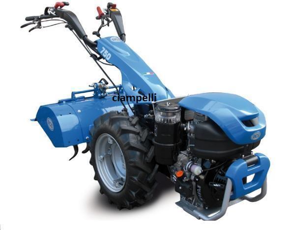 Motocoltivatore bcs 750 750 diesel lombardini for Motocoltivatore bcs 720