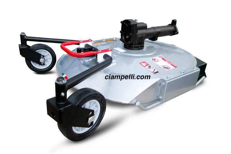 BCS Mulching Lawn Mower Silent 80 cm