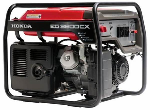 EG3600 HONDA Generator