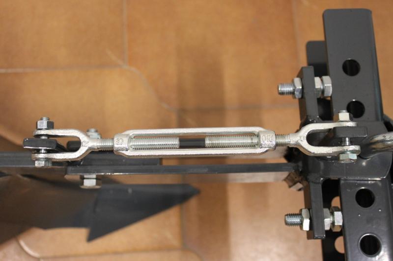Bcs Adjustable Ridger Adjustable Ridger Adjustable