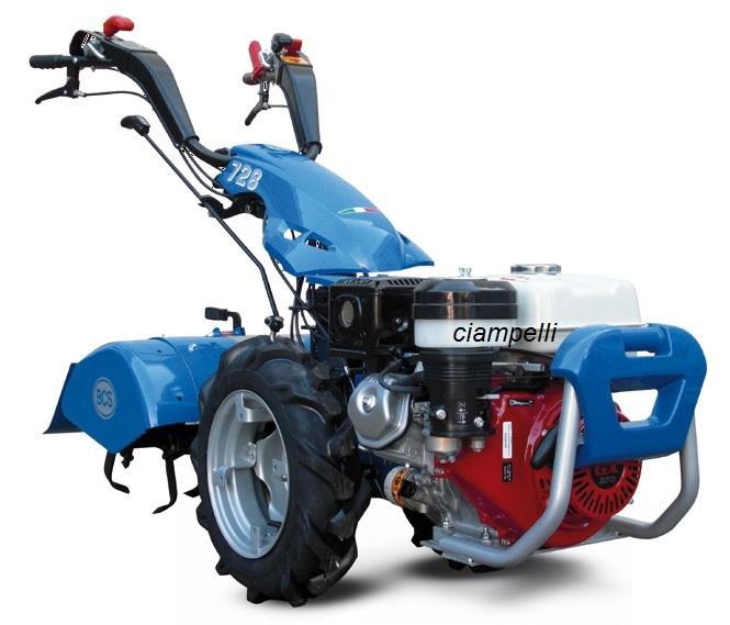 Motocoltivatore bcs 728 gx 270 powersafe power safe 728 for Motocoltivatore bcs 720