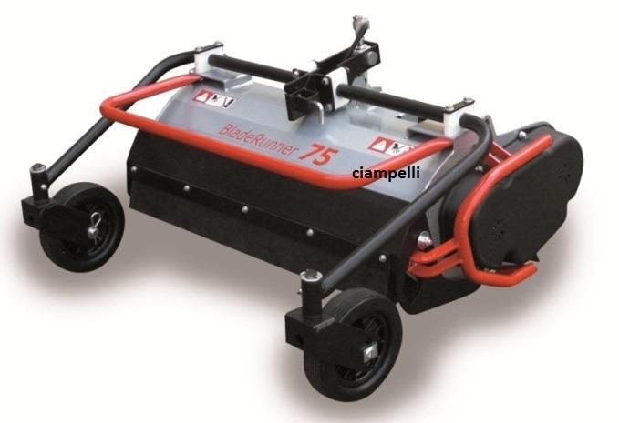 BCS BLADERUNNER 75 cm Flail Mower for Two Wheels Tractors