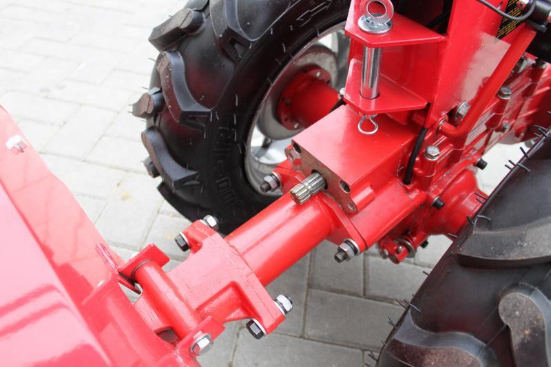 Motocoltivatore mira motore benzina honda gx390 fresa 80 for Pompa per motocoltivatore