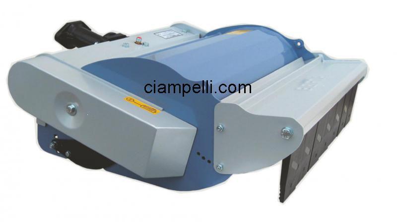 Broyeur horizontal BERTA SHARK 850 largeur 85 cm pour motoculteurs