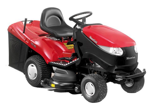 Lawn Tractor Castelgarden Mountfield TM 16.40 H HYDROSTATIC cutter deck 102 cm