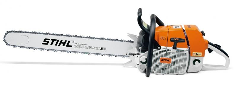 Petrol chain saws for forestry MS 880