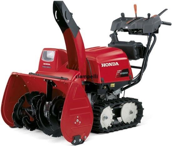 HONDA HSS 1380i E Hybrid Snow Blower