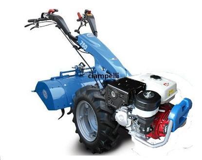 BCS 750 Two Wheel Tractor HONDA GX390 12 hp 85L Recoil Start