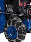 Chaines pour fraise à neige AXO 13 HP, roues 15*6.50*7