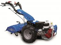Motocoltivatore BCS 740 Honda GX 390 12 hp (senza fresa) + trincia BCS Bladerunner 75 cm