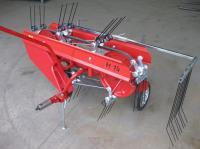 Ranghinatore voltafieno 105 cm per motocoltivatori BCS PASQUALI FERRARI (GOLDONI )