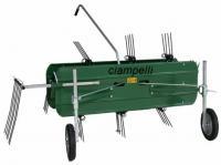 Ranghinatore voltafieno 120 cm per motocoltivatori BCS PASQUALI FERRARI (GOLDONI )