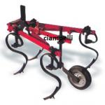 Adjustable Spring Tine Cultivator for two wheels tractors