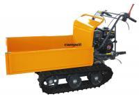 Motocarriola AMA transporter TAG300N portata 300 kg a cingoli