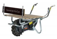 Carriola a motore AXO CENERENTOLA AMC-100P PIANALE